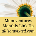Mom-ventures Monthly Link Up